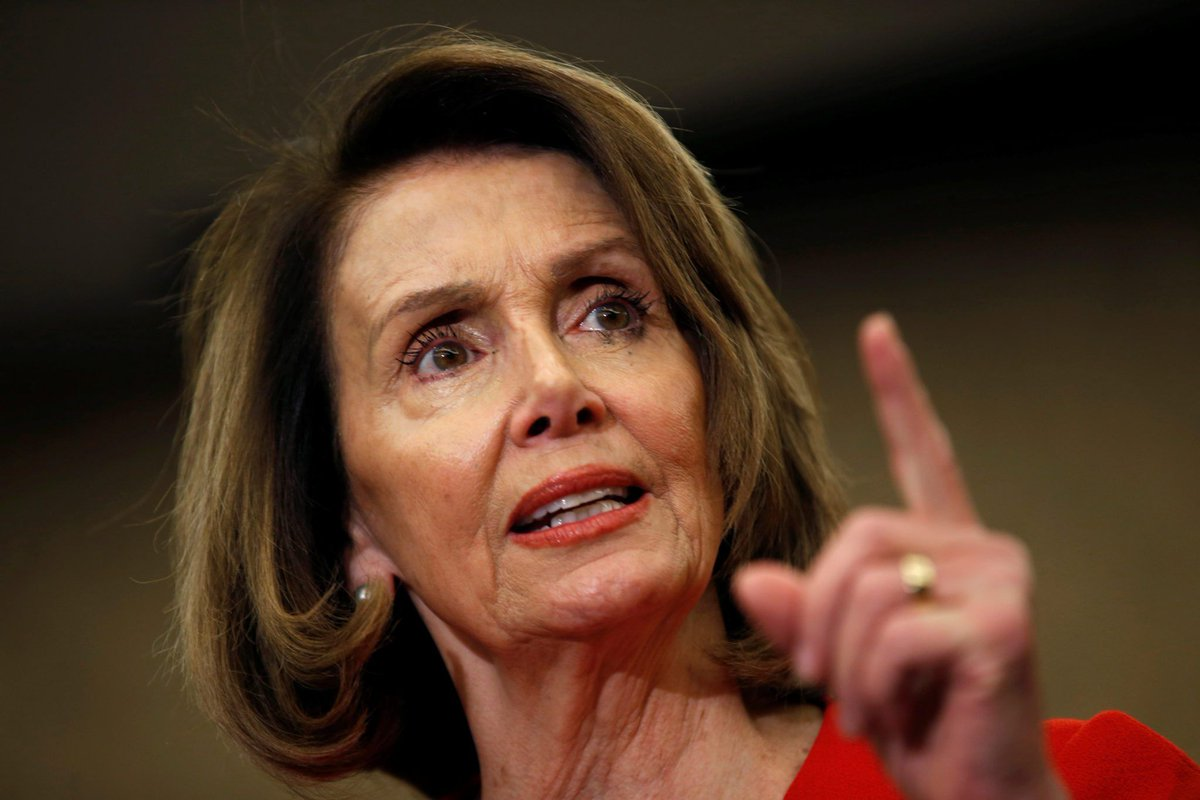 New Poll Shows The Republican Attacks On Nancy Pelosi Are A Total Failure  https:// buff.ly/2MrM568  &nbsp;    Damn right they&#39;re a failure. <br>http://pic.twitter.com/n2TXe6im6O