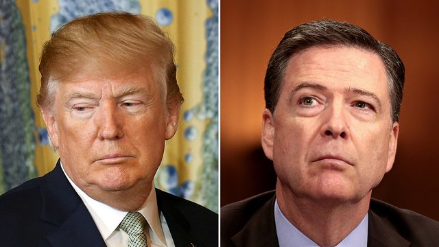 Comey: Trump stripping Brennan's security clearance shows 'he will punish people who disagree with him' https://t.co/RVhdpqk5hN