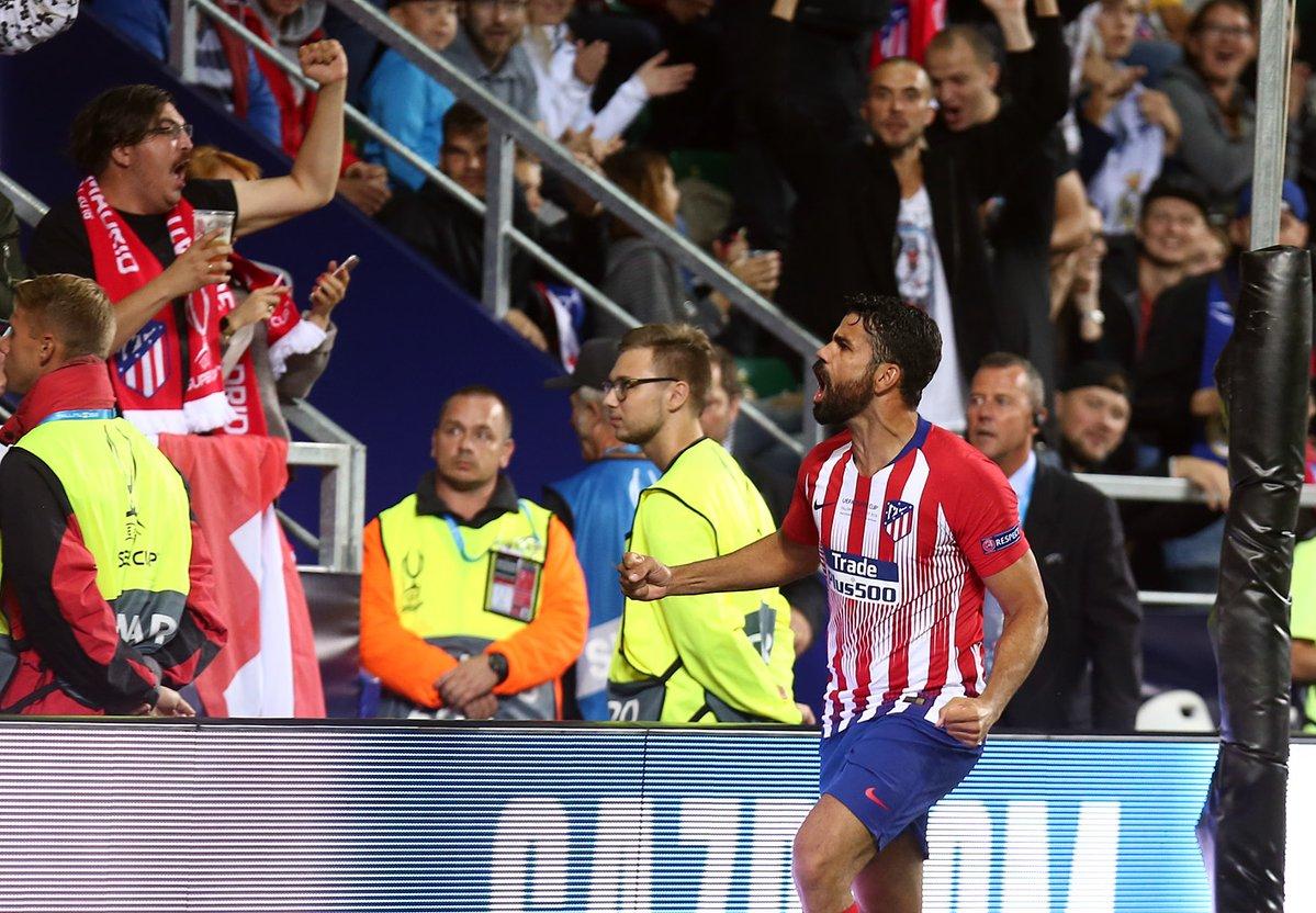 Real Madrid vs Atletico Madrid 4-2 Highlights