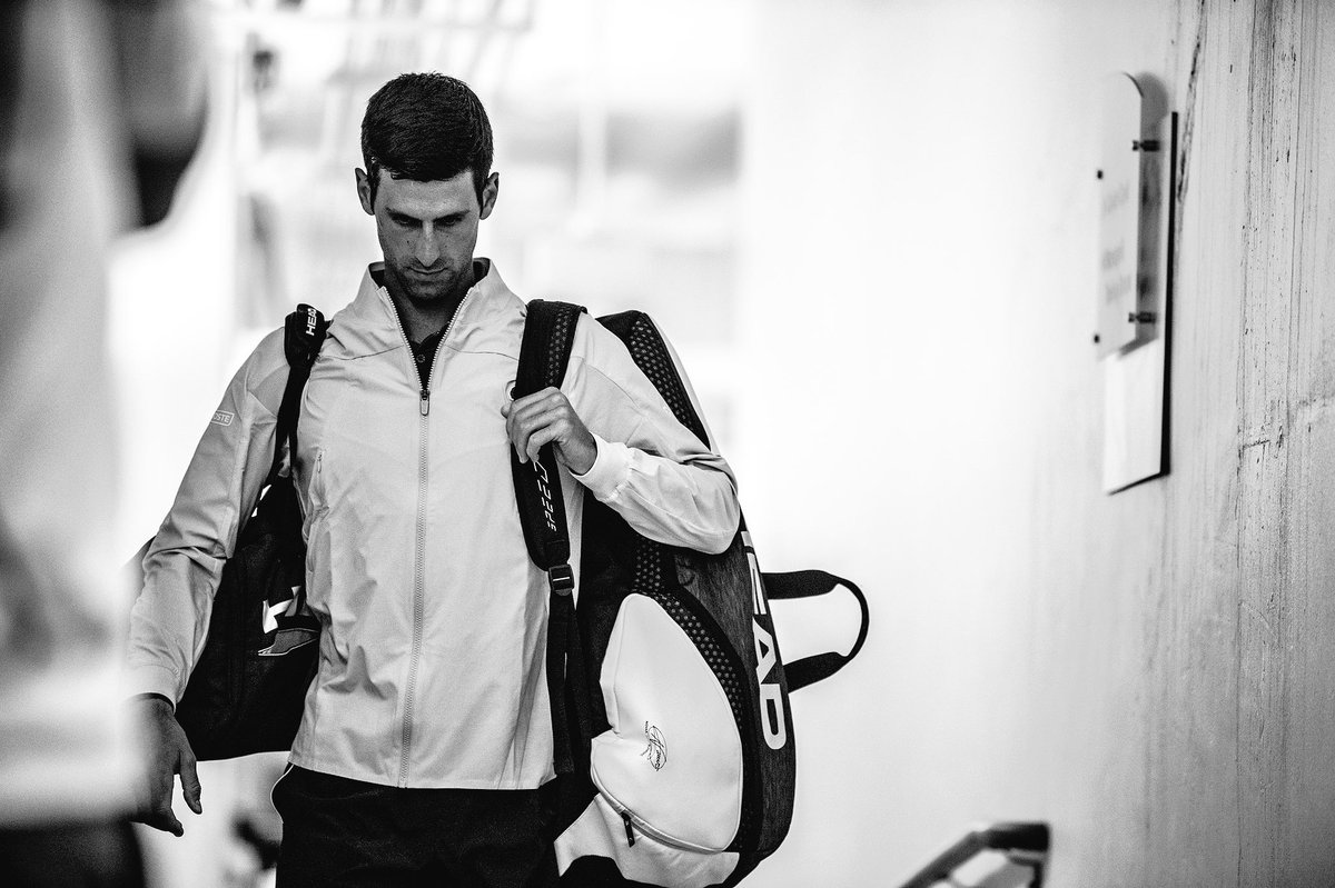 Novak Djokovic's photo on #CincyTennis