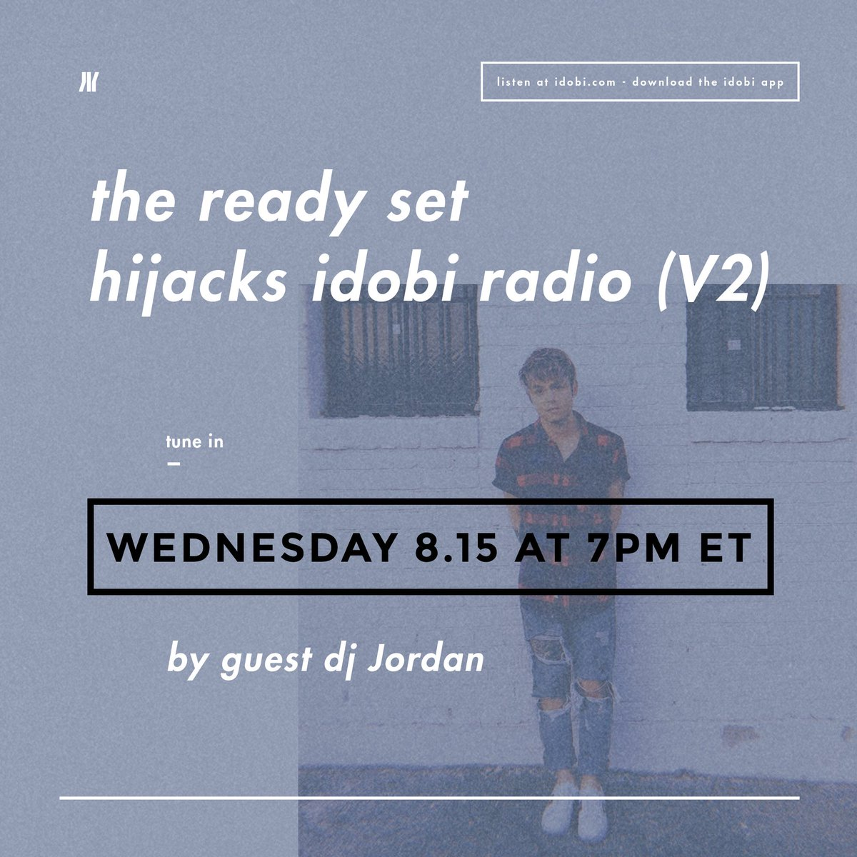 listen 2day at 7 PM ET. i picked a lot of songs i think are good.