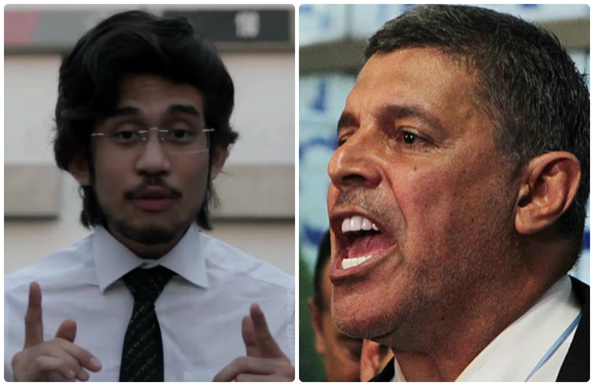 Kim Kataguiri e Alexandre Frota pedem para TSE impugnar candidatura de Lula. https://t.co/5iKfCj18yJ