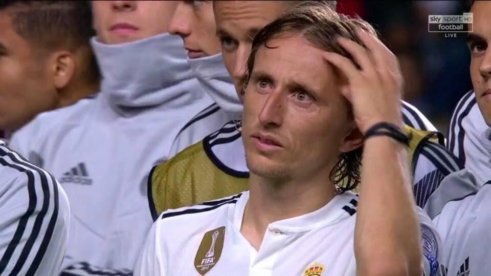 Quindi? Che si fa zio? #Modric #Inter  - Ukustom