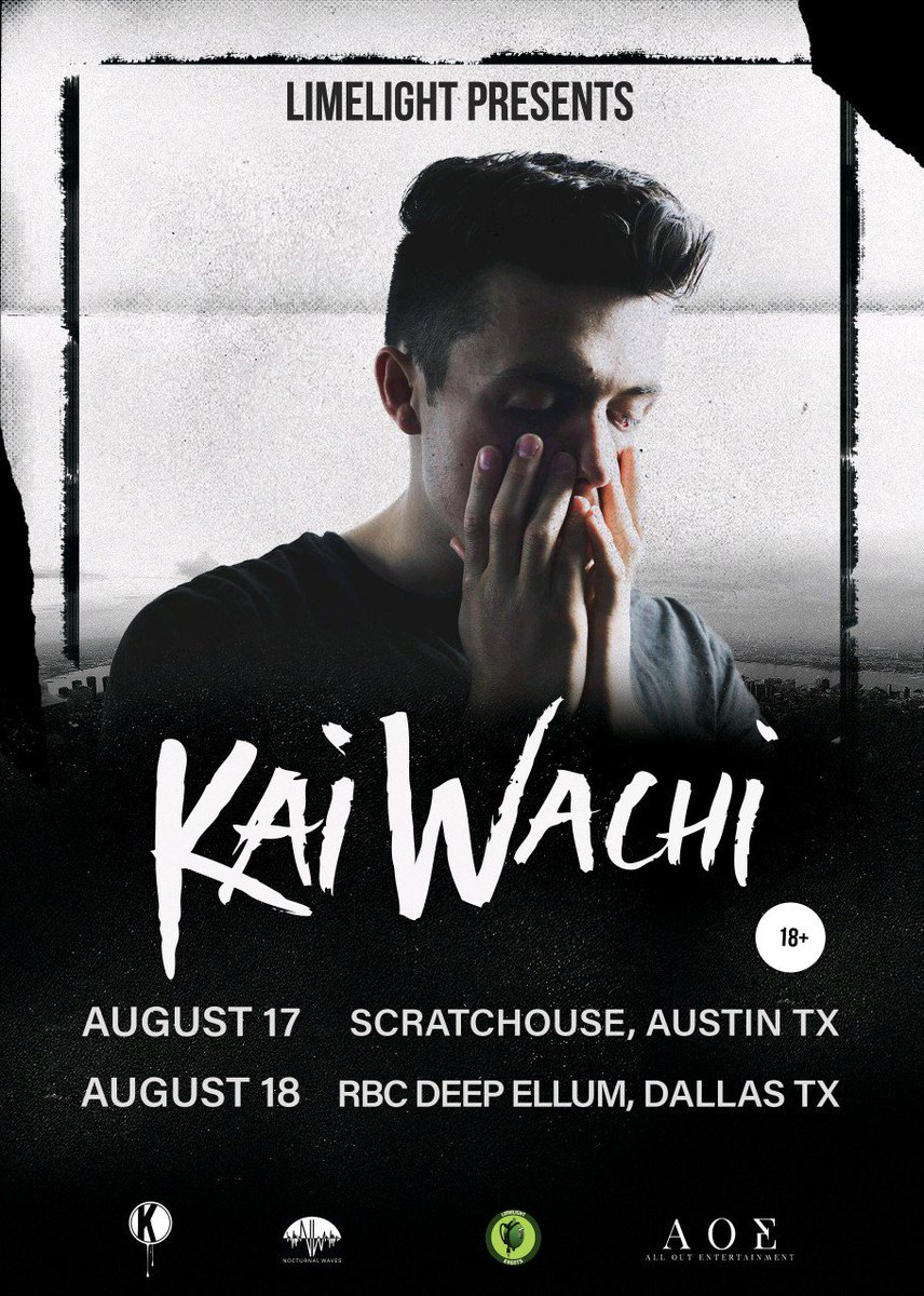 Austin and Dallas, Tx....are you prepared to get bodied?! Set times have been released. Be sure to get there early and catch some of the talented DJ&#39;s before him.  Ticket links  Austin//Friday          Dallas//Saturday   http:// Bit.ly/kaiaustin  &nbsp;            http:// Bit.ly/kaidallas  &nbsp;  <br>http://pic.twitter.com/qCdFOdCoaF