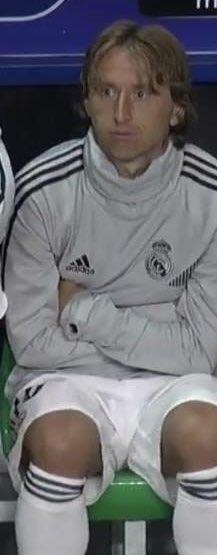 """""""Ho le allucinazioni, quello sembrava LA PRENDE VECINO"""" #Modric  - Ukustom"""