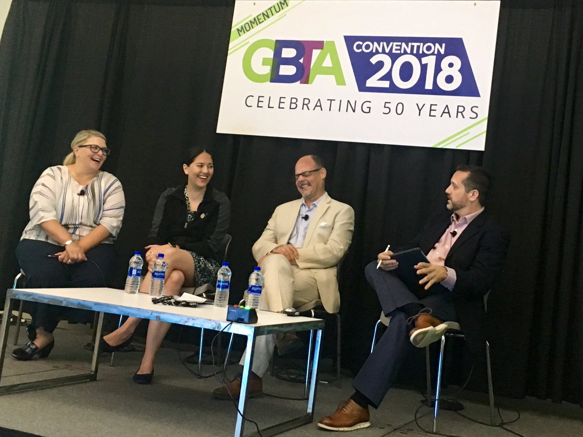 Packed room, super relevant content, and awesome job by all panelists at today&#39;s #GBTA2018 panel on off-channel/out-of-policy #corporatetravel bookings!! Well done!! <br>http://pic.twitter.com/WSv4LDuNua