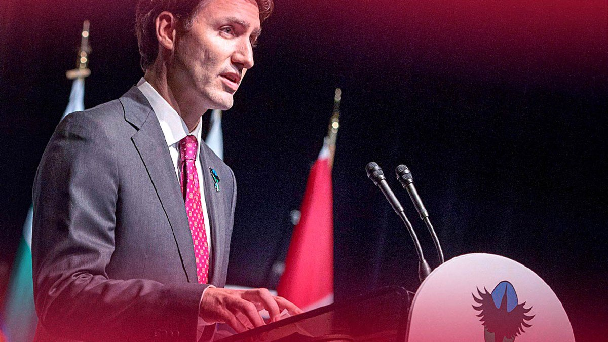"""""""This is Trudeau at his worst"""": Liberals&#39; new national holiday is designed to shame Canadians as racists, says @ezralevant —  https://www. therebel.media/ezra_levant_sh ow_august_15_2018 &nbsp; …  (@SueAnnLevy &amp; @andrewklavan) 
