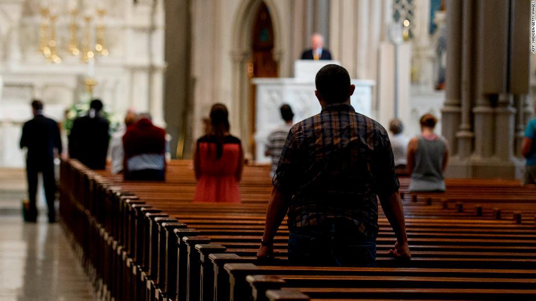 Sex abuse scandal saps trust in the church but not in Catholic teaching https://t.co/khZLNzqNar (via @CNNOpinion) https://t.co/0N09PGXOmv