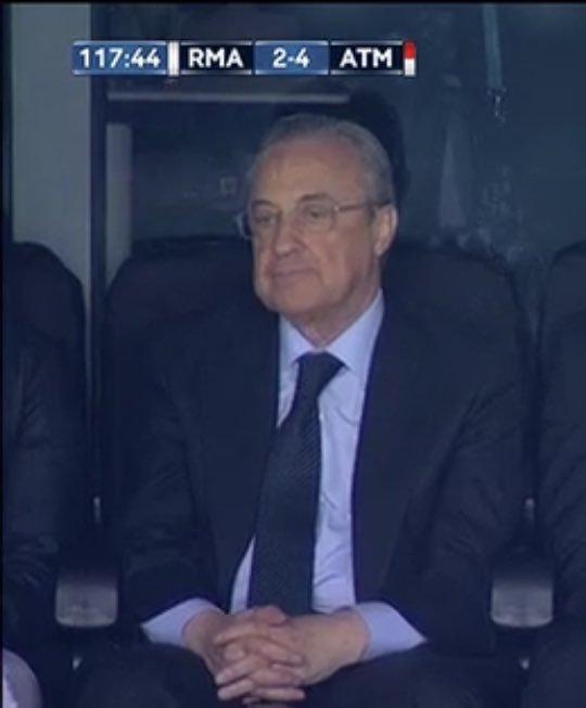 Il @realmadrid perde una finale internazionale dopo 18 anni.Ora, Florentì, ti devo davvero raccontare di com\