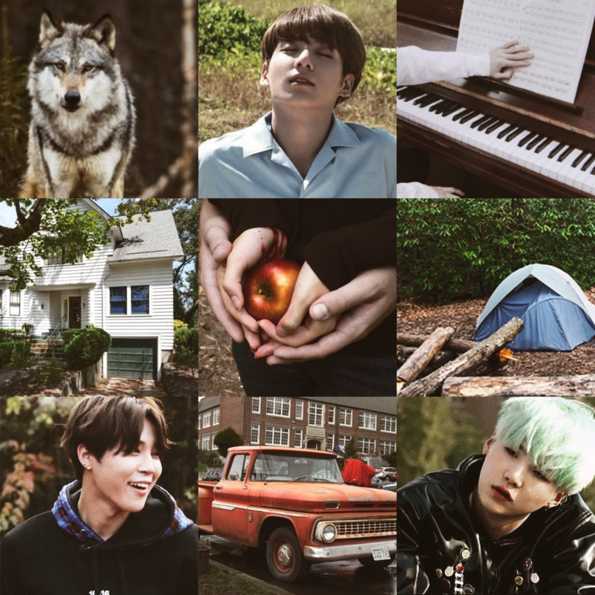 Jungkook moves to Forks, and in his science class he meets the mysterious Min Yoongi, pale and withdrawn. Jungkook is fascinated and determined to uncover his secret.  A day later, he also runs into a childhood friend, Park Jimin, who seems different to how Jungkook remembered... <br>http://pic.twitter.com/DNX7eo7E24