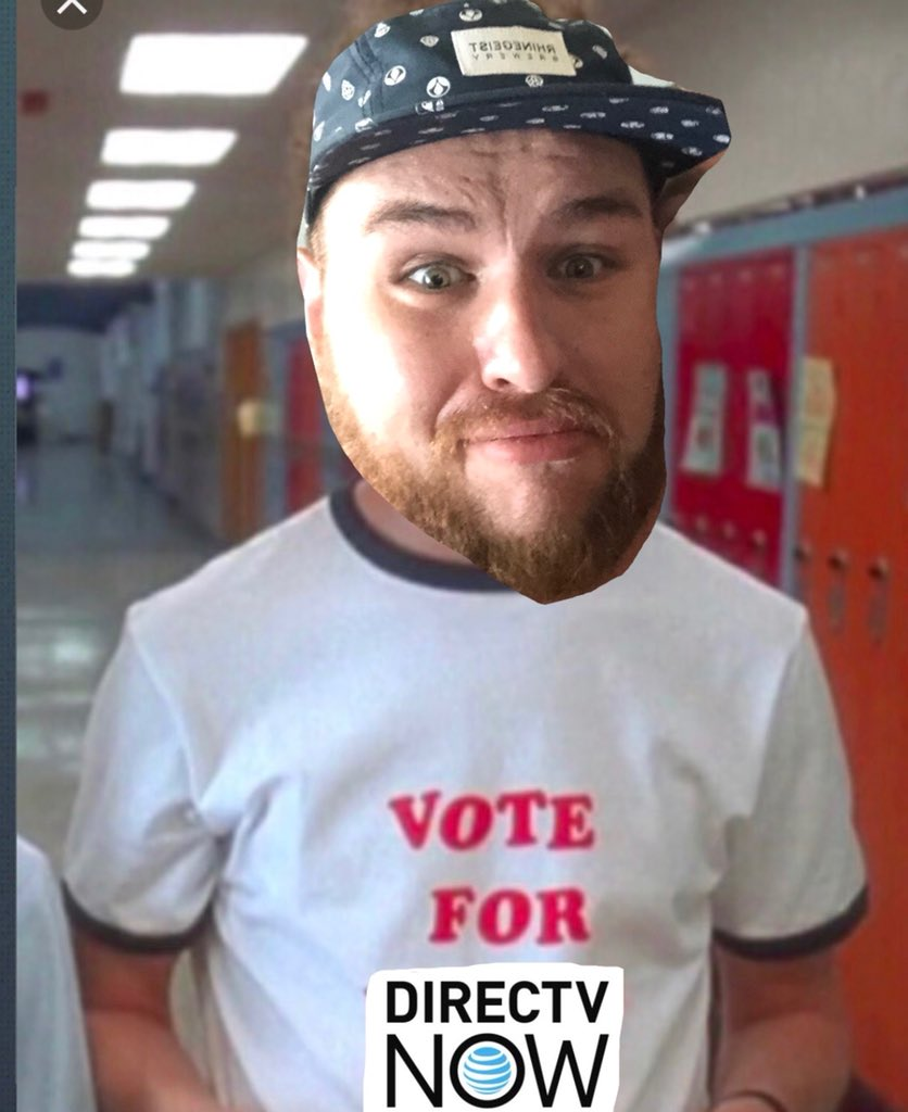 @DaleB1 @CShaneSmith1 Vote for Mike !!! Closing down a DTV NOW !!! #dawgpound #crushers