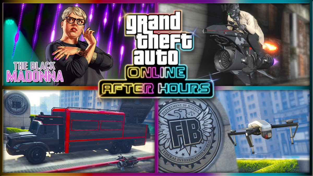 GTA ONLINE CHECKING OUT THE NEW TERRORBYTE, MARK II OPPRESSOR, AND A NEW DJ!   https:// youtu.be/Zq9pkDBews8  &nbsp;     RETWEET FOR A SHOUTOUT! <br>http://pic.twitter.com/LA8X6ltK9b