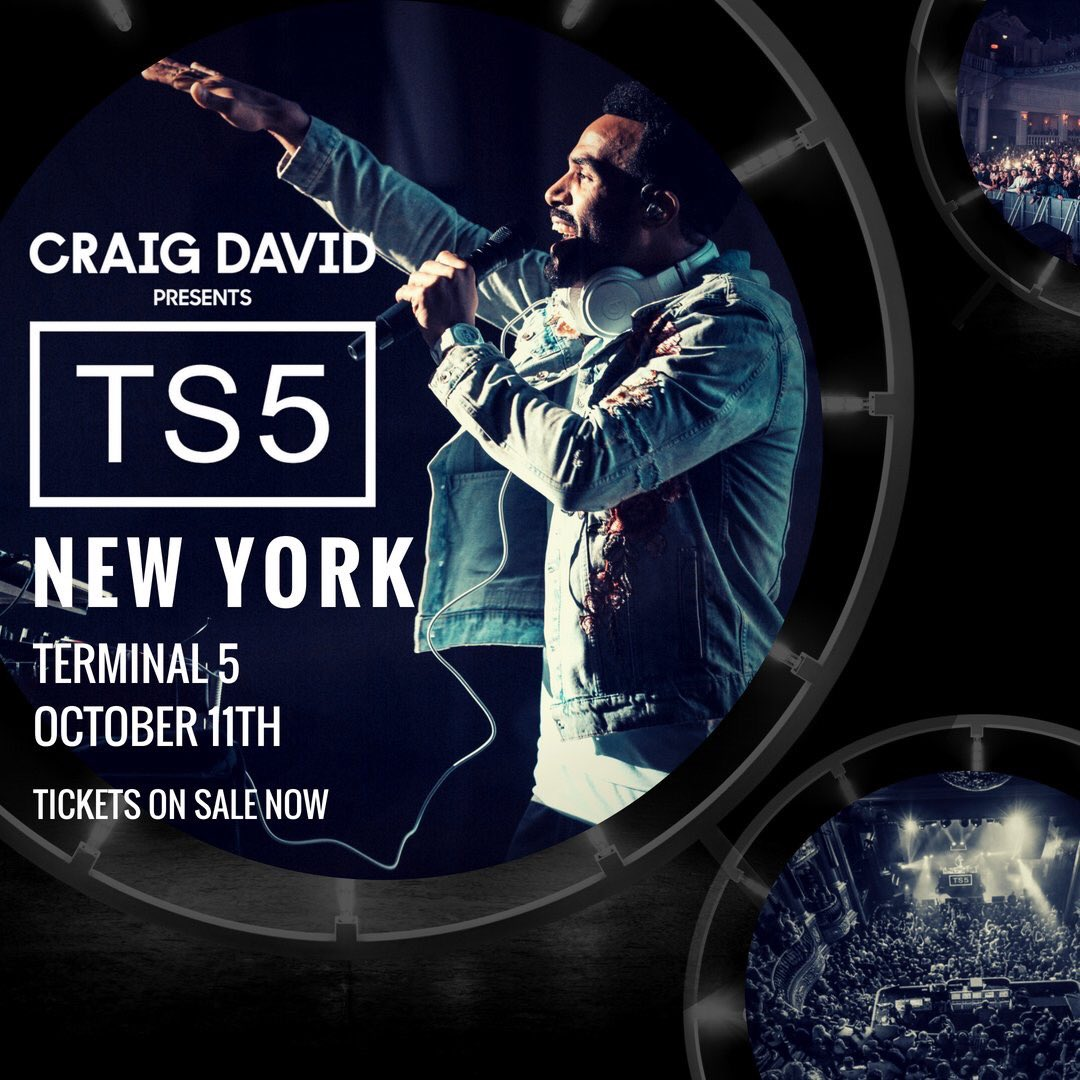 This is gonna be on a next level🙌🏽✨🎶 #NewYork 👀🇺🇸 bringing @TS5 back to @Terminal5nyc Tickets available here:-  https://t.co/FCNZW7q8pU https://t.co/pwE7V8guOy