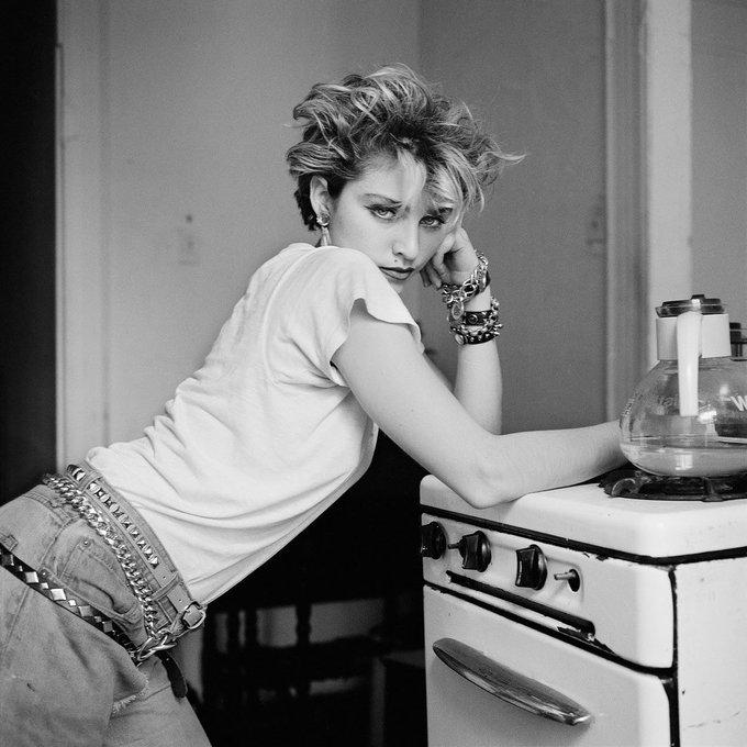 Happy birthday Madonna! 60 going on fabulous