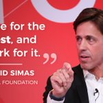 Image for the Tweet beginning: #WednesdayWisdom from @d_simas, CEO of