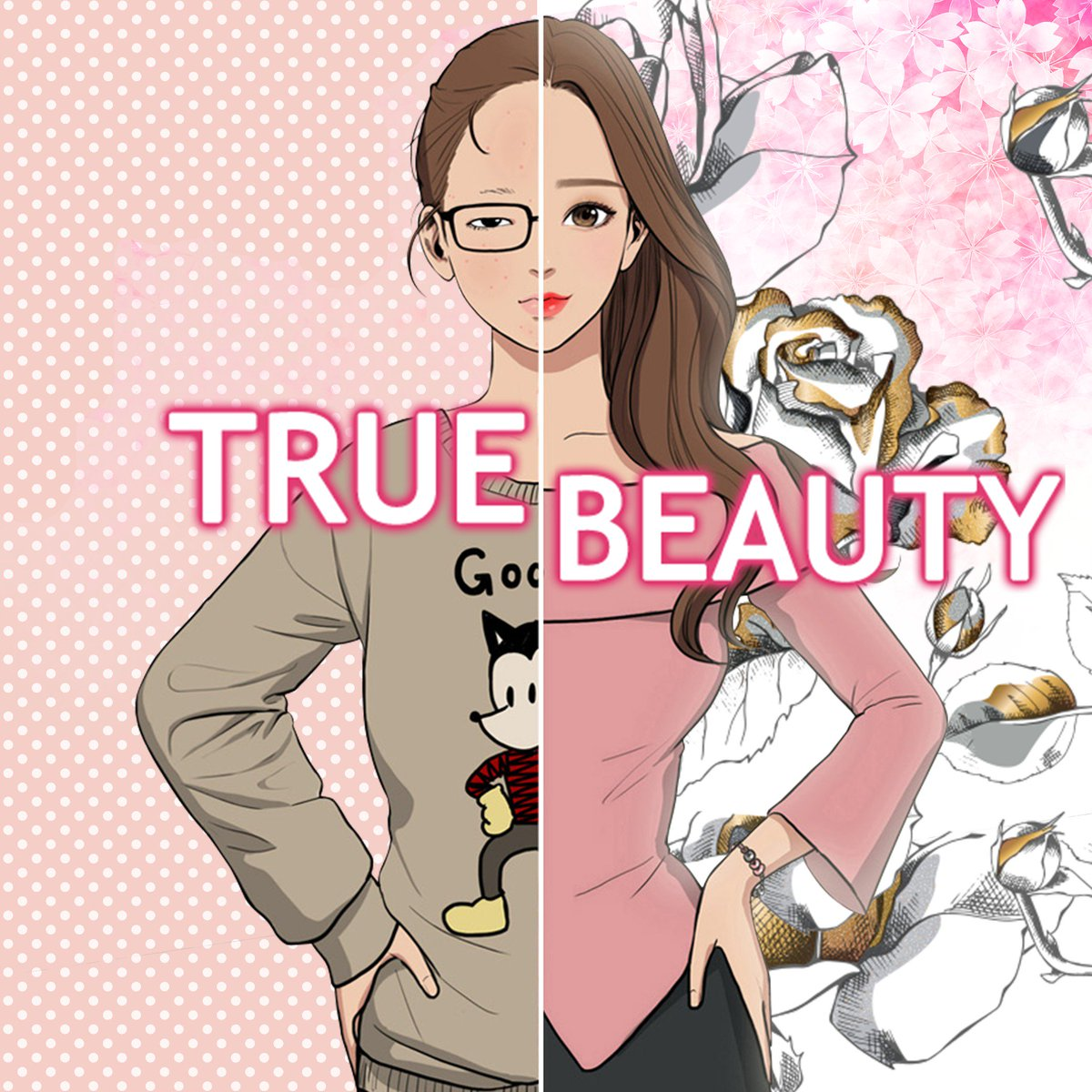 Line webtoon on twitter august launch week true beauty a high line webtoon on twitter august launch week true beauty a high school girl rises to fame after she masters the art of make up via youtube stopboris Image collections