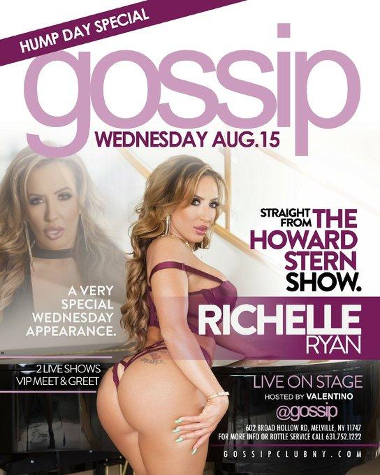 See you tonight at @GossipLI 🎉🎉 https://t.co/PQCCKMWQjE