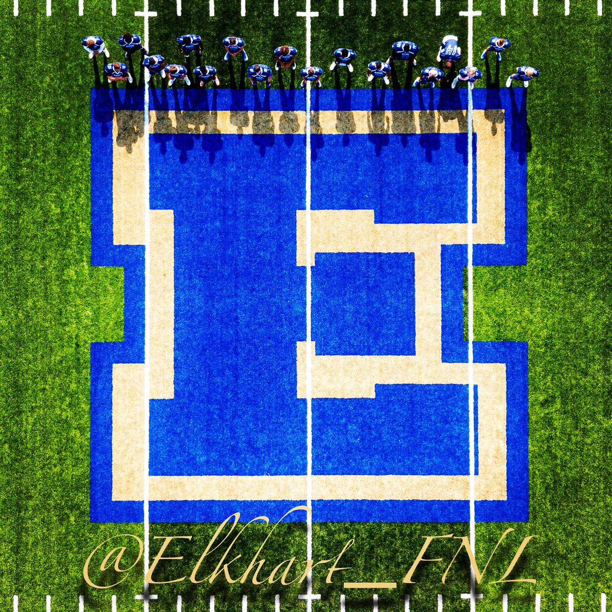 I really feel as though we have many more Elkhart Central football fans in Elkhart. Please help us get to 300?<br>http://pic.twitter.com/g6e5b9Os8N