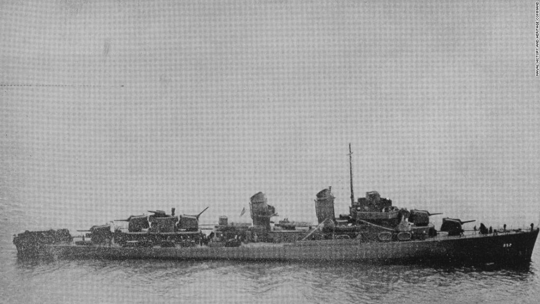 Resting spot for scores of WWII sailors, stern of ship found near Alaska https://t.co/jslrMUnaTm