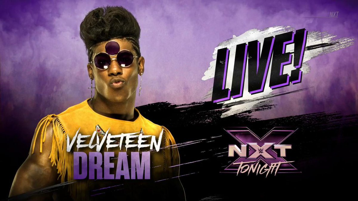 What will the self-proclaimed Prince of #WWENXT @VelveteenWWE have to say TONIGHT on the final @WWENXT before #NXTTakeOver: Brooklyn IV?!<br>http://pic.twitter.com/qAO2x3sLPE