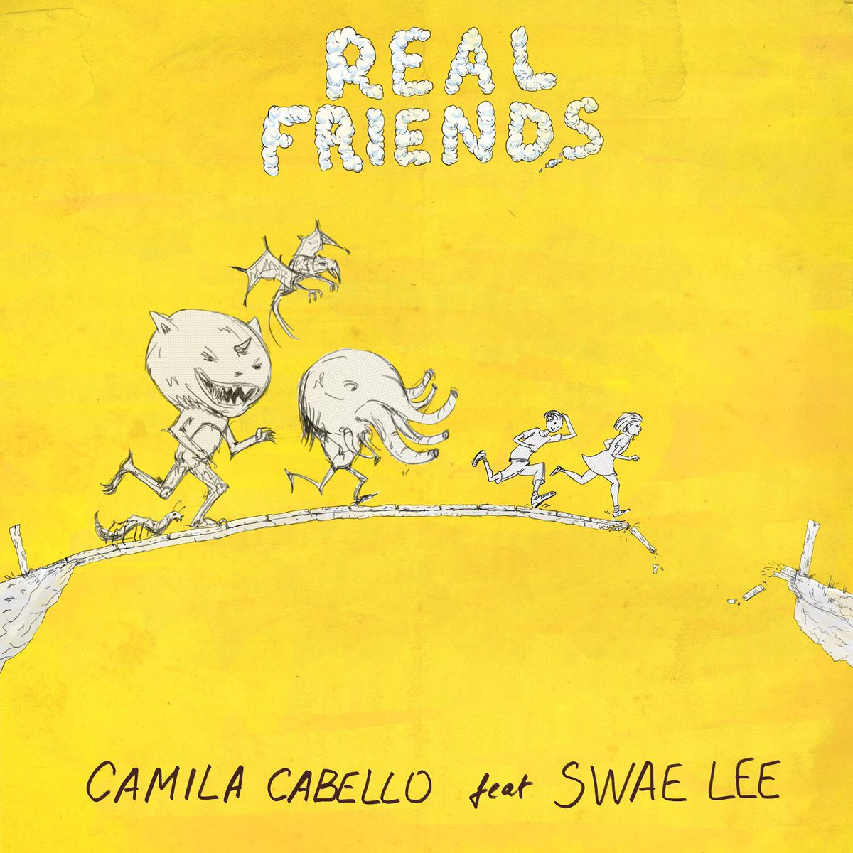 ok I'm too excited to wait till Friday. #RealFriends coming out midnight ET. 💛
