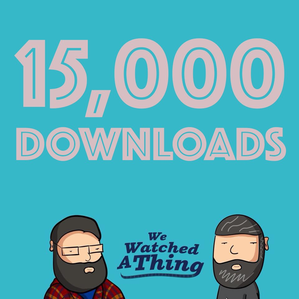 Overnight we hit 15,000 downloads! Thank you to everyone who has listened to us, supported us, or had us on as guests over the past 8 months since we started our show with no idea what we were doing. We love you all and have made some great friends.  #PodernFamily #UnderDogPods<br>http://pic.twitter.com/b9enrjCgO8