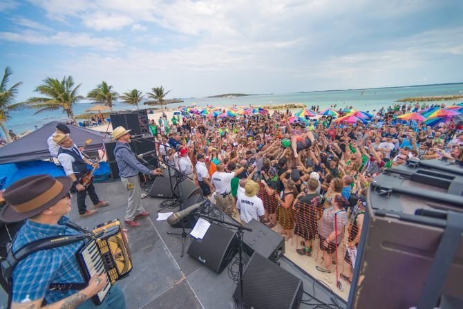 flogging molly salty dog cruise