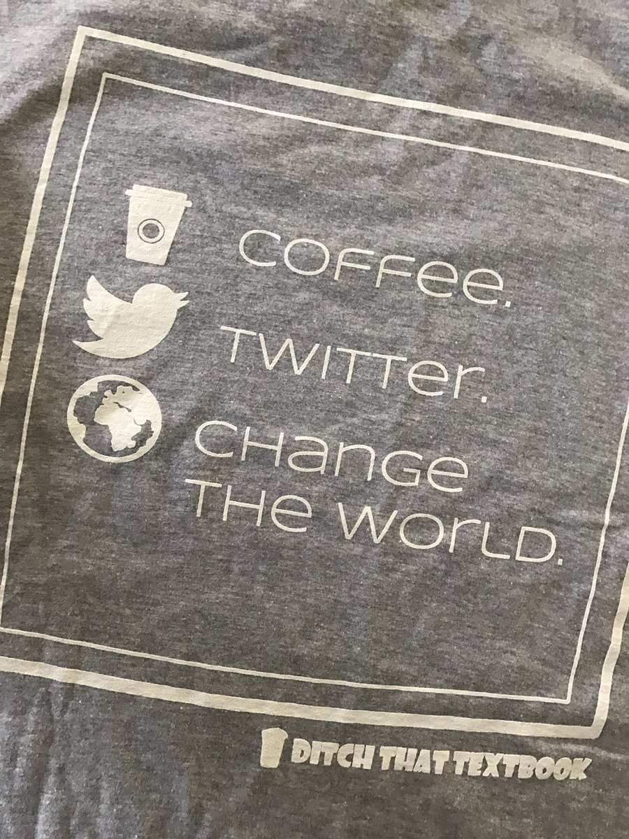 A4. Have coffee with them, tweet it out .... change the world. #CollaborativePD