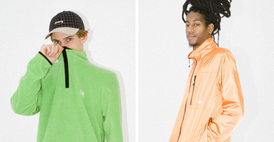 Stüssy drapes fall collection with spring hues:   https://t.co/u4uzPmBozl https://t.co/Ymcpaecqjk