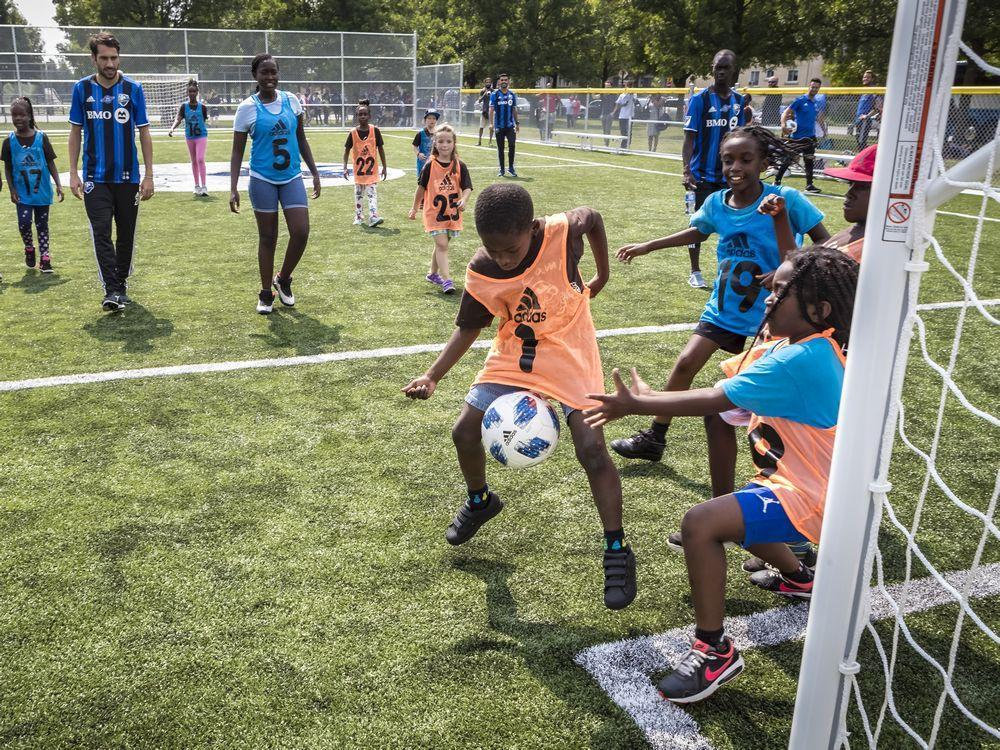 Watch: Kids are big winners as Impact gives back with new sports field https://t.co/cb2XrZTdDO https://t.co/rmFkPMuqO0