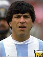 Daniel Passarella of #Argentina  - Ukustom