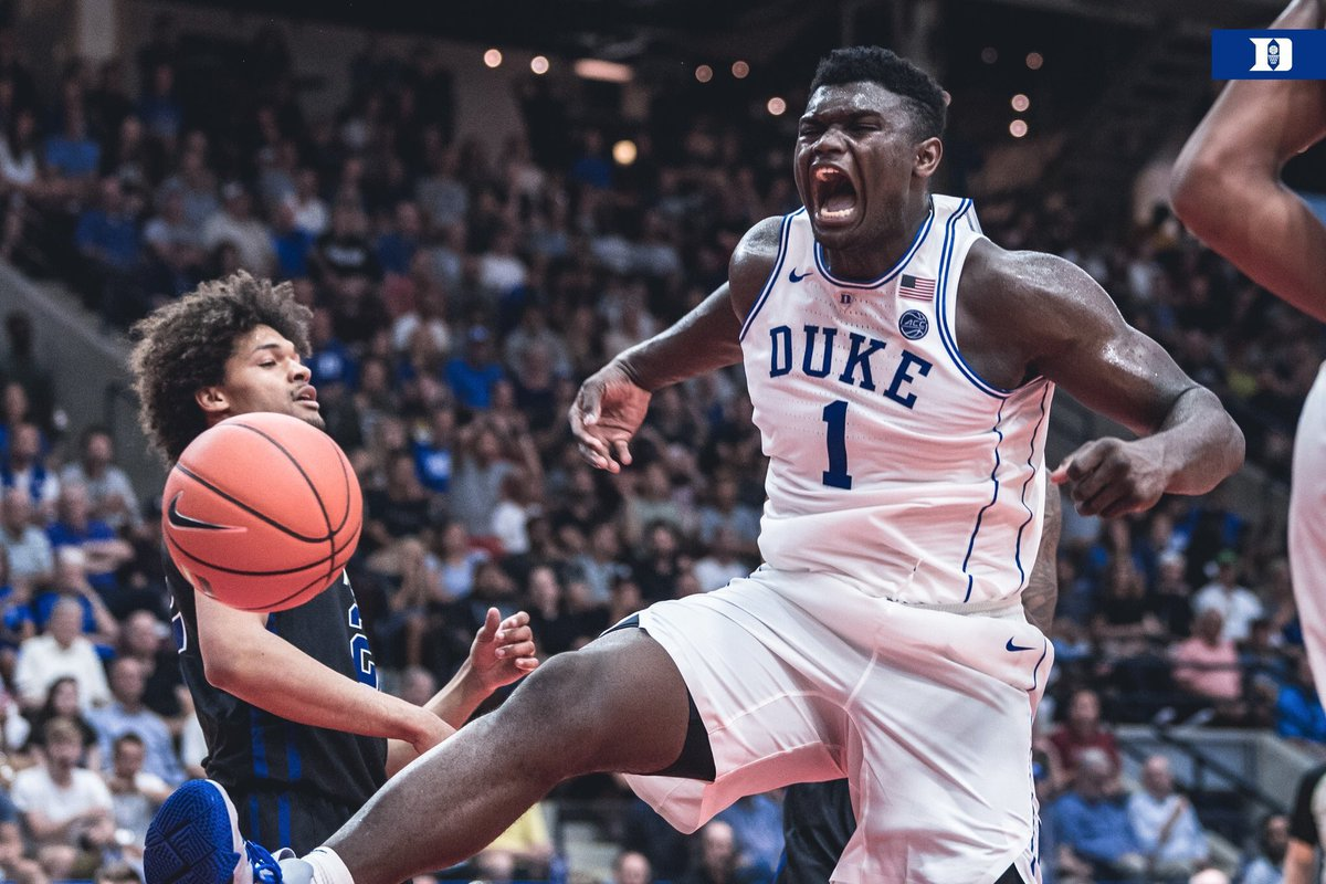 Zion Williamson proves he's a must-see player in Duke debut