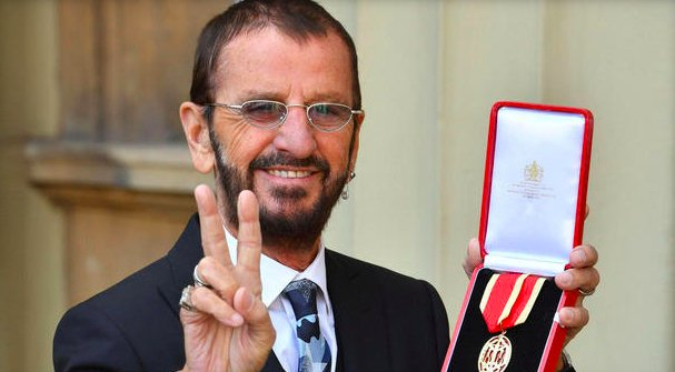 Ringo Starr celebrates 56th anniversary of joining the Beatles https://t.co/RWdl9hCreY