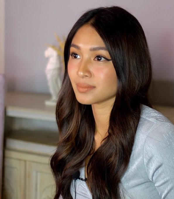 The screenplay was made 15 years ago, you were just that cute little girl doing a hosting job for a Kiddie show. The writer waited for the right timing to pitch it and she chose you to do it. &quot;ULAN&quot; was meant for you. #NadineLustre<br>http://pic.twitter.com/8cqdrybwiV
