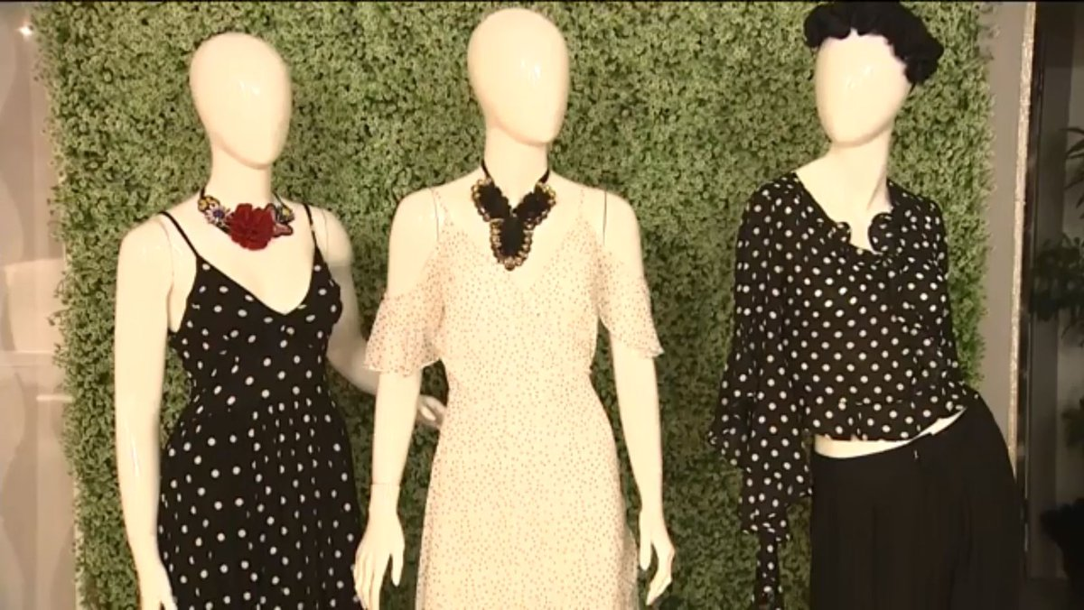 Let your fashion pop with polka dots https://t.co/e2qPGwwUjb