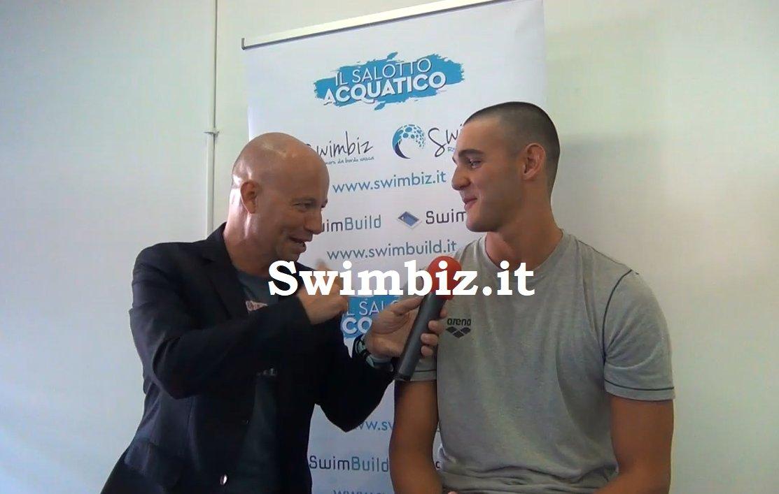 Per qualche rana in più: #AlessandroPinzuti al #SalottoAcquatico di Swimbiz  https://tinyurl.com/y85x2zgq  #nuoto #swimming #Glasgow2018  - Ukustom