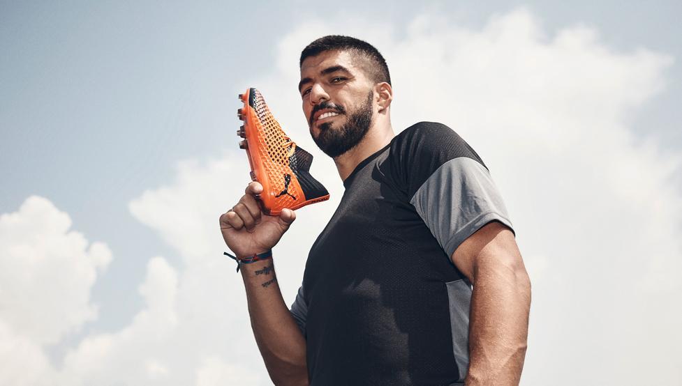 Luis Suárez confirma que se pasa a Puma https://t.co/pNqCUzHTnu