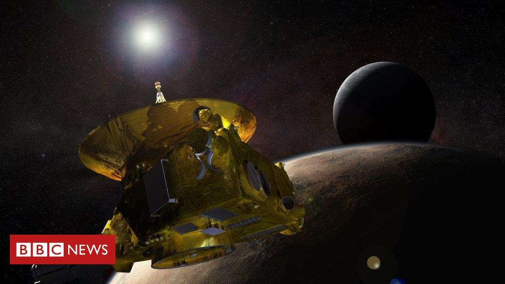 O que é o brilho misterioso captado pela Nasa nos confins do Sistema Solar https://t.co/Vs5vjScUNh
