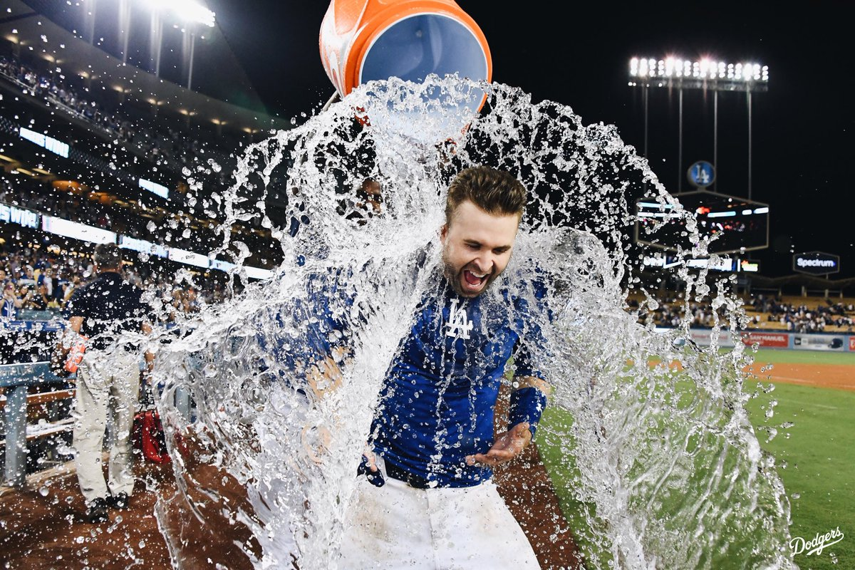 COOL THIS MAN OFF! #Dodgers