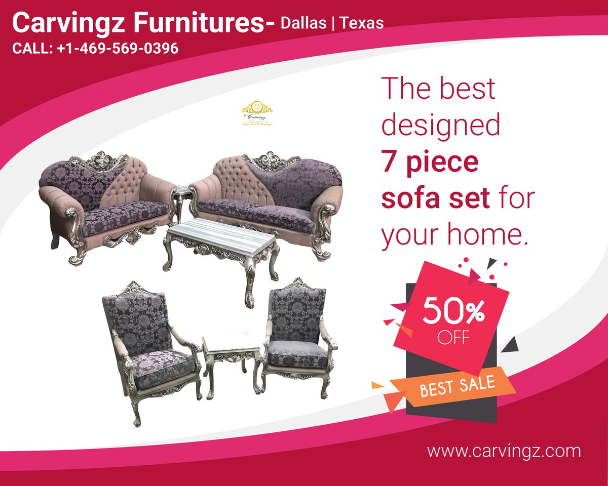 ... A Busy Day #furnituresales #furniture #sofaset #store #outlet #texas # Dallas #DFW Http://carvingz.com/ Call    +1 469 569 0396pic.twitter.com/nLbRrGggTO