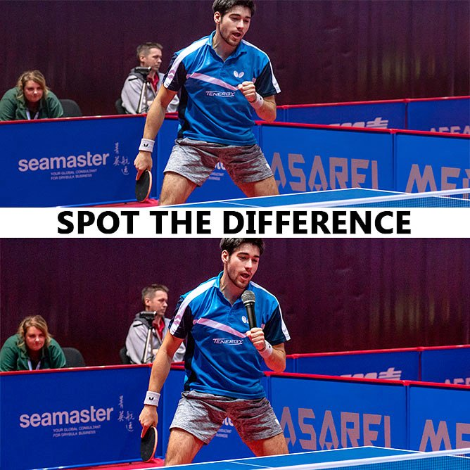 Can you? 😉 #SpotTheDifference 👀