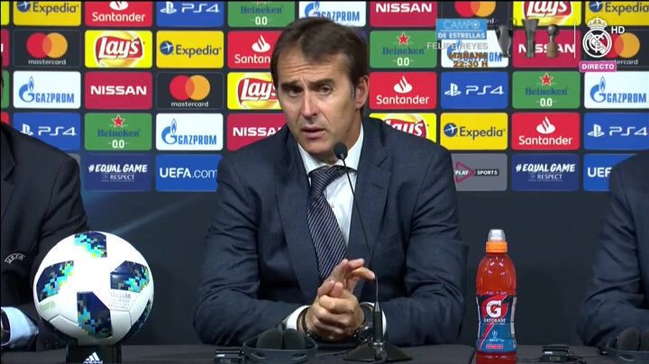 #Lopetegui: &quot;In a final like this, mistakes can make a key difference and Atlético are experts in taking advantage. They got a deserved win..&quot; <br>http://pic.twitter.com/ljug1P8Wrv