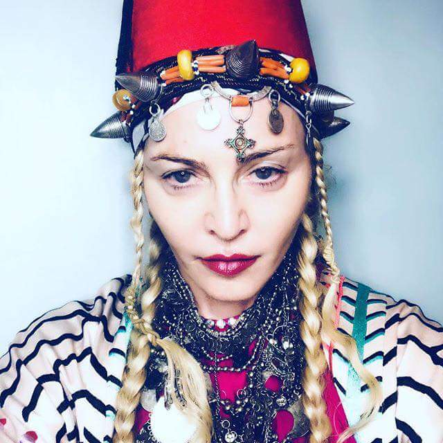 Happy 60th BIRTHDAY MADONNA , thank you for your Music