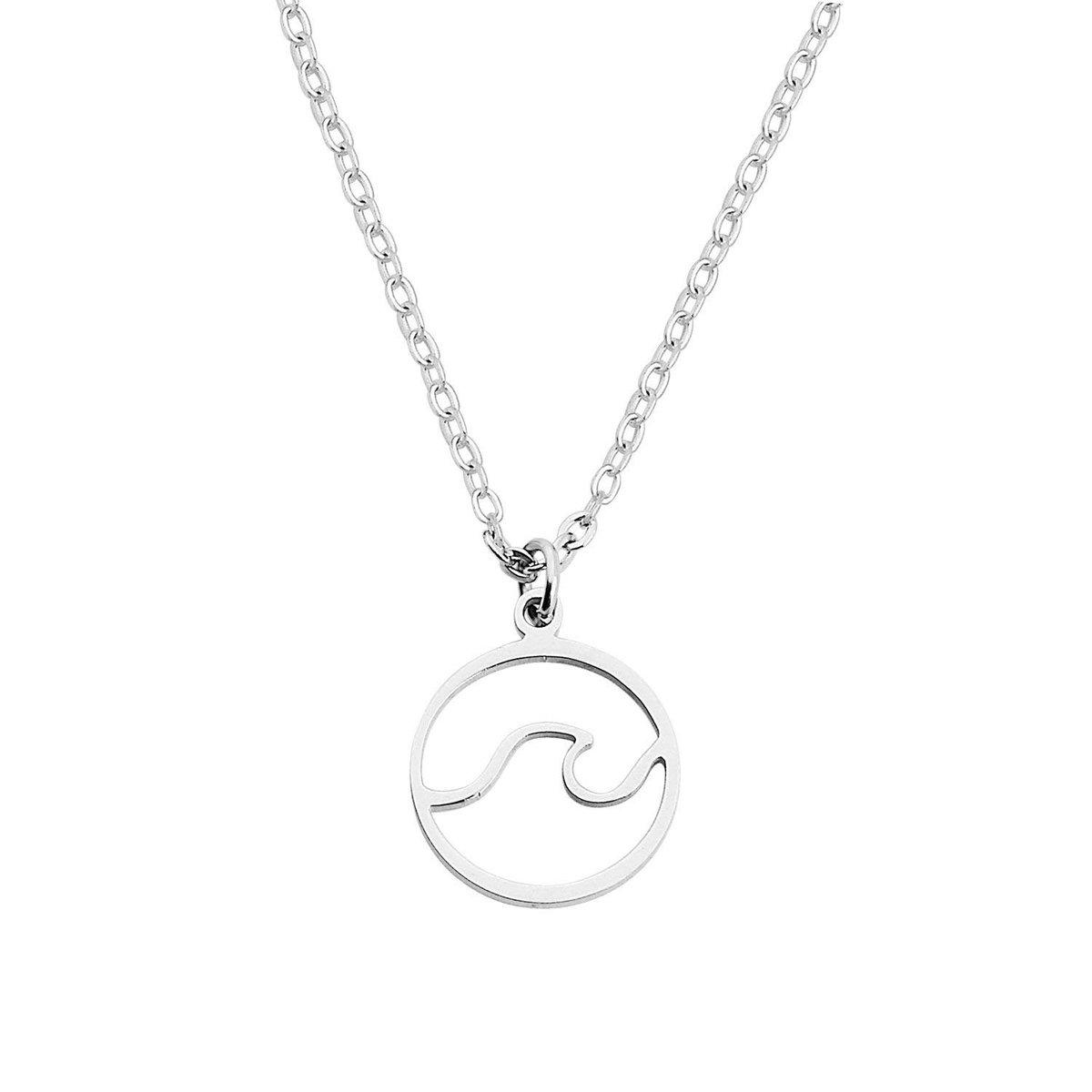 MYOSPARK Be a Mermaid and Make Waves Bracelet Inspirational ID Bracelet Ocean Jewelry