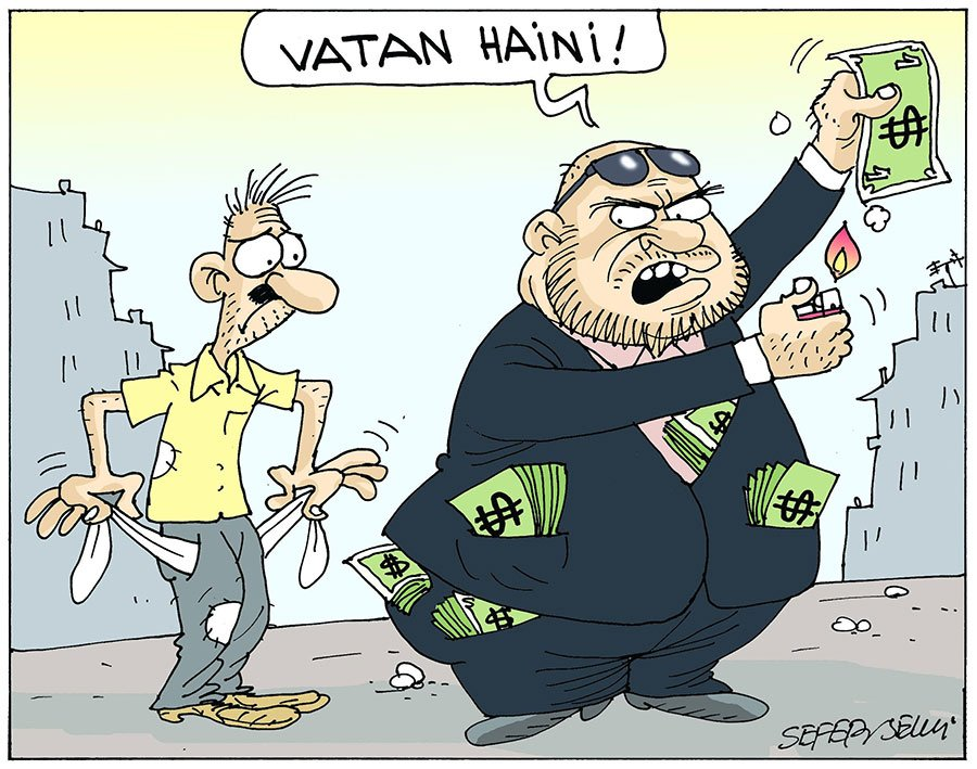 Evrensel Gazetesi's photo on Erdogan