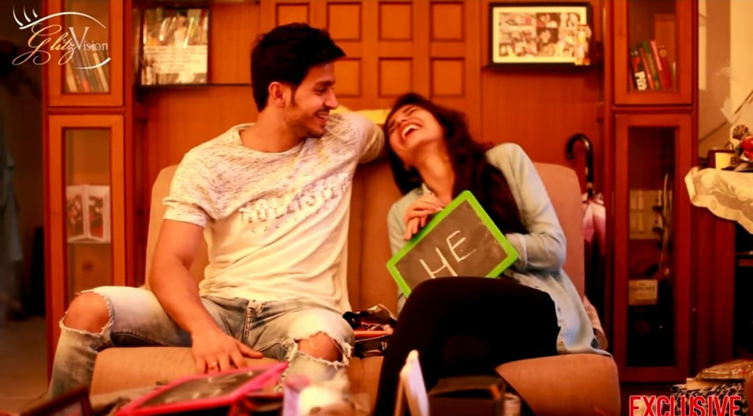 Their Never Ending Laughters!!!!  #Parsh #BestFriends #BeautifulPeople  @8paramsingh @HarshitaGaur12 <br>http://pic.twitter.com/KqBjDmYji5