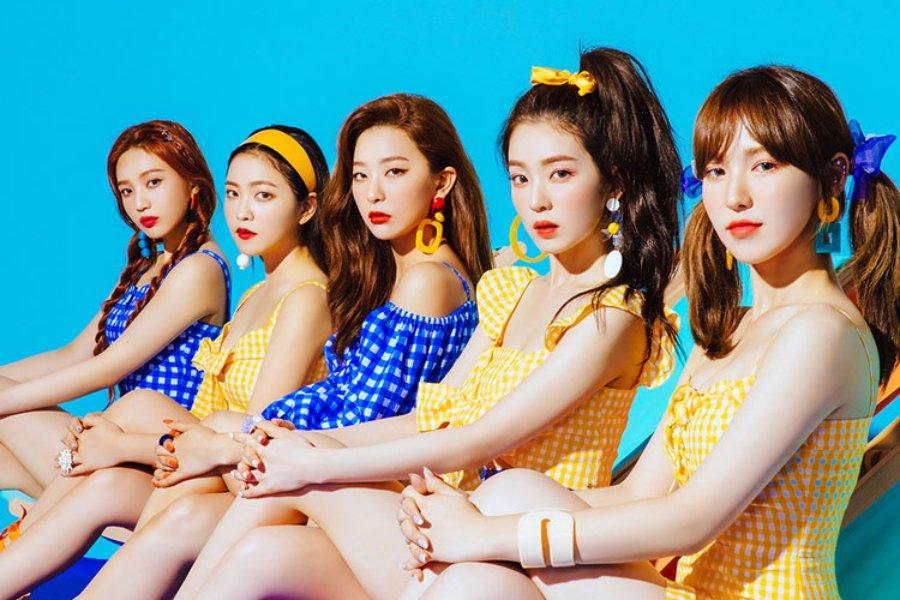 Soompi On Twitter Redvelvet Achieves Triple Crown On Gaon Weekly
