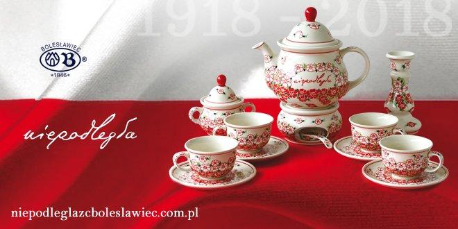 Ceramika Bolesławiec On Twitter W Związku Z Obchodami 100 Lecia