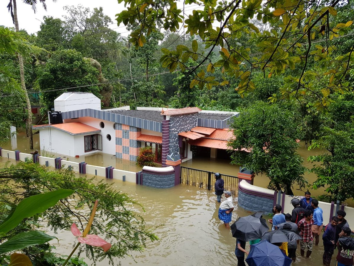 Kerala floods, Kerala flood relief,