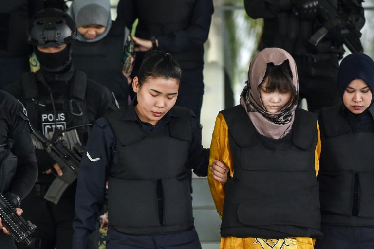 BREAKING: Kim Jong Nam murder trial to continue after Malaysia court finds sufficient evidence against 2 women accused of assassinating him in February 2017 https://t.co/weG80WPPkG